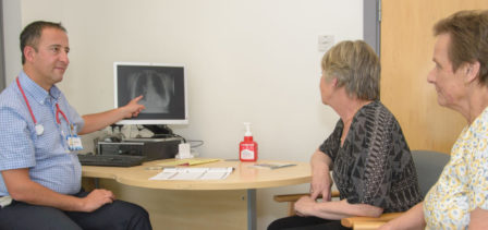 New targeted therapy 'significant step forward' for lung cancer patients in Scotland