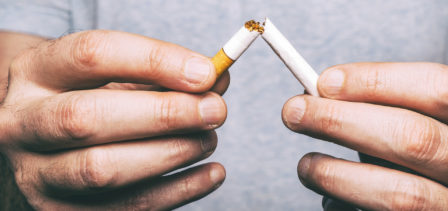 Lung cancer research shows it really is never too late to quit smoking