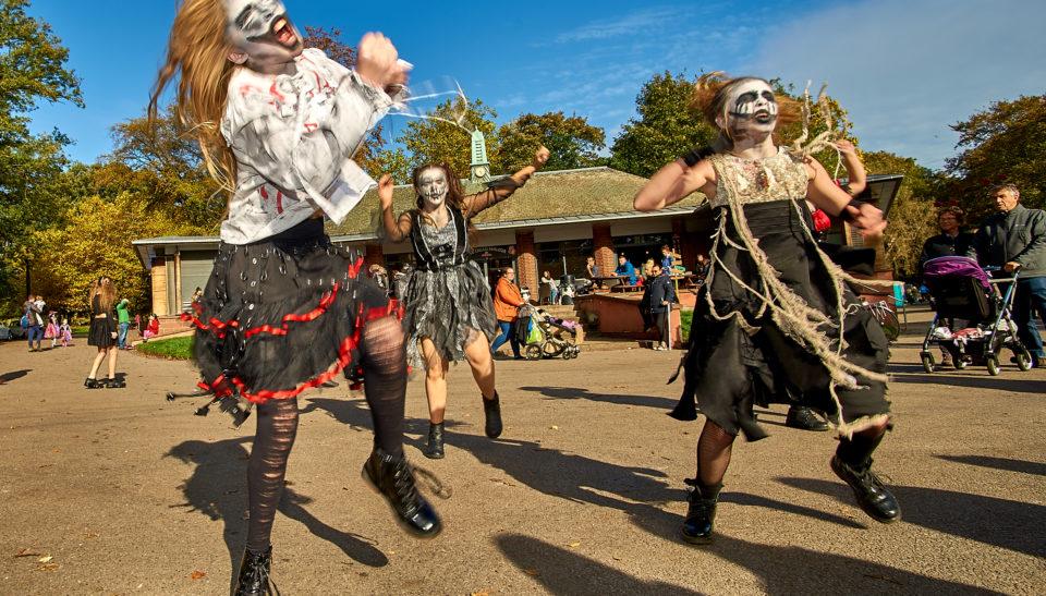 Spooky Welly Walk Birmingham