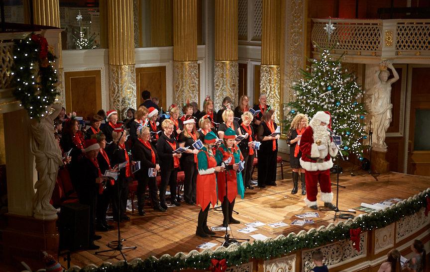 Santa's Sing-Along Newcastle