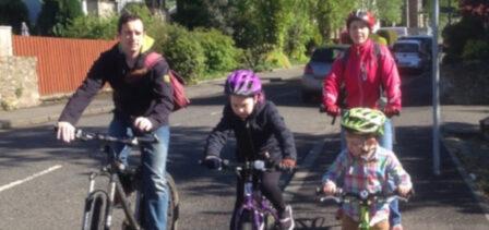 Rupert Pigot: Keeping the wheels in motion