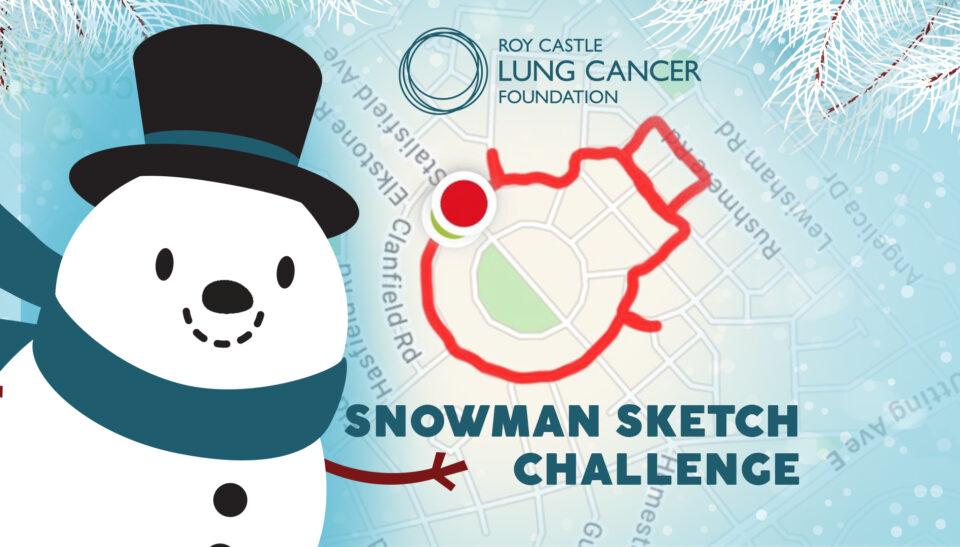 Snowman Sketch Challenge