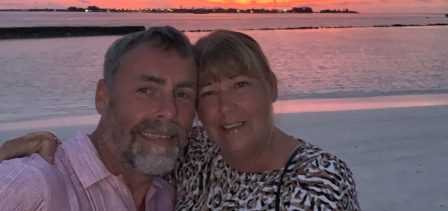 Glenys's lung cancer story