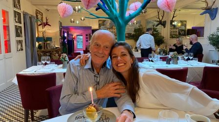 Katharine's lung cancer story