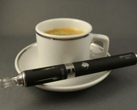 Electronic Cigarettes for Smoking Cessation in Lung Cancer Patients: A Feasibility Study