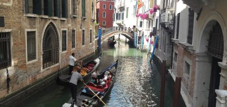Cycle Milan to Venice