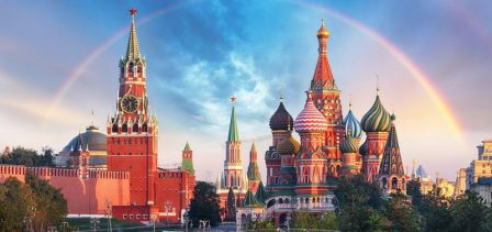 Cycle Moscow to St Petersburg 2022